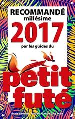 Plaque Petit Fute 2017