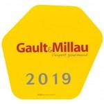 Gault&Millau plaque 2019
