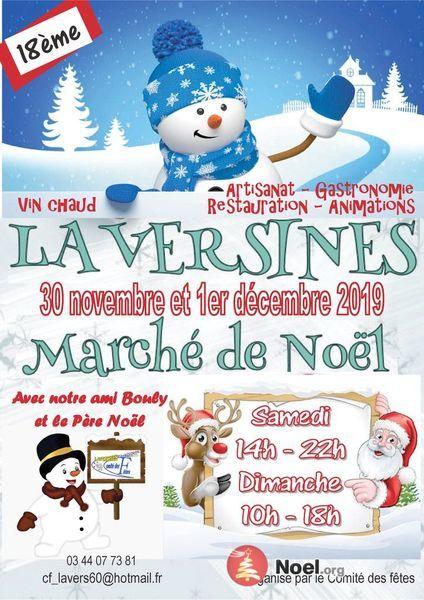 Affiche Laversines