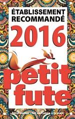Plaque Petit Fute 2016
