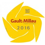 Gault&Millau plaque 2016