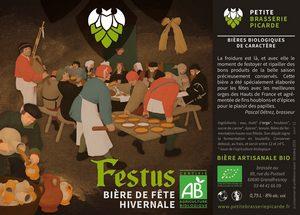 Etiquette Festus
