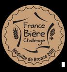 France Bière Challenge Bronze 2018