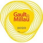 Gault&Millau plaque 2020